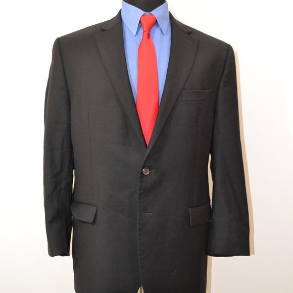 Ralph Lauren Other - Ralph Lauren 42R Sport Coat Blazer Suit Jacket Bla